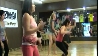 A fun zumba class at emans Belly dance studio duluth mn