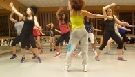 Alicia Lopez Zumba Merengue