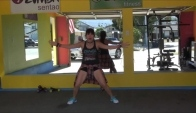 Anaconda by Nicki Minaj - Zumba Hip Hop Choreo