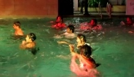 Aqua Zumba - Song batelo with Zes Sucheta Pal