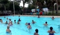 Aqua Zumba - we are one - Fifa theme Rich Alex Joao in Usa