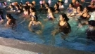 Aqua Zumba Session with Zes Sucheta Pal JAN