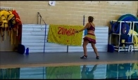 Aqua Zumba With Yoyi La Cubana- In The Mood