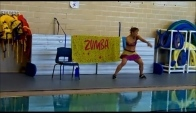 Aqua Zumba With Yoyi La Cubana - Love Shack