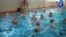 Aqua Zumba at the Downtown Y
