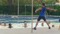 Aqua Zumba with Miami Instructor Felix Guzman