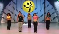 Aula De Zumba Fitness Flat Abs Workout