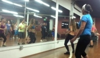 Baile Funk Zumba dance Rainha do Tamborzao