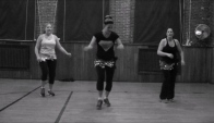 Bang Bang Belly Dance Zumba Routine