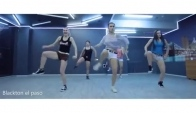 Basic steps of Reggaeton - Zumba steps