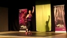 Belly Dance- ZumbaGOLD- Maximum Sant - routine