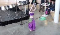 Belly Dance - Zumba song Jungle Last Voices
