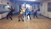 Belly dance disco Zumba con Jonathan Meja
