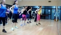 Blame it on the boogie- Zumba