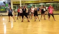 Blurred Lines Zumba Cool Down