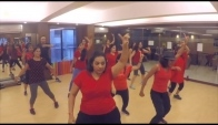 Bollywood Dance Fitness Zumba Choreography