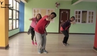 Bollywood Zumba in Nepal