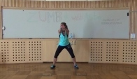 Bouje Soca Kuduro Zin Zumba with Asta Master class in Sweden