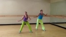 Breathless soca dance - Zumba Soca