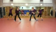Can't hold us - Zumba high cardio routine