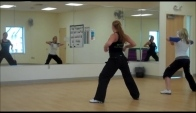 Carly And Janelle Zumba Hip Hop Cardio