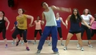 Chammak Challo - Bollywood Zumba with Nilesh