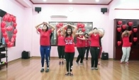 Chittiyan Kalaiya Ve Zumba Choreography by Zin Manisha - Tonique