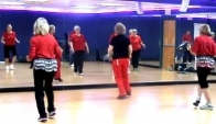 Christmas Zumba Gold Party Eggnog Boogie