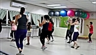 Chucucha- Zumba fitness class with Sagit