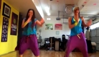 Chucucha by Ilegales Zumba with Keren and Jermaine