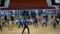 Clase de Axe and Zumba en Riobamba