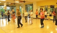 Crazy in Love Zumba Gold Charleston Swing