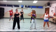 Cumbia Arabe- Zumba with Erika