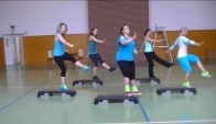 Dance Fitness Choreo - Swing - Zumba Step