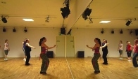 Dance Fitness Flamenco inspired routine to Oye el Boom