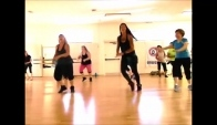 Dance Zumba Fitness- Soca Bucket
