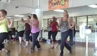 Dancing The Salsa-Zumba Salsa