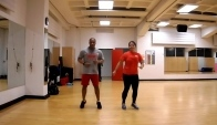 Danza Kuduro- Zumba steps at Ncsu