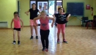 Dark horse- Katy Perry - Zumba kids