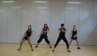 Down - hiphop Toning routine