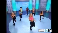 Fat-Burning Funk Dance Workout - Zumba workout