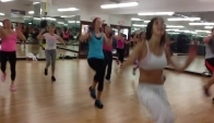 Feel this Moment Zumba Choreography