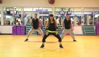 Feeling Hot by Don Omar Zumba Choreography by Mariadela