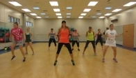 Follow The Leader for Dance Fitness class