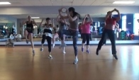 Funk Axe Flavor Jilly Zumba Dance Fitness