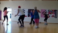 Happy Pharrell Williams Zumba - Zumba steps