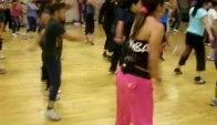 Hip-Hop Regaeton Zumba with Angie B