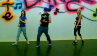 Hip Hop Merenhouse Fitness Choreography