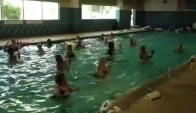 Hour Fitness Aqua Zumba with Kim