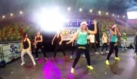 Jumping Soca Armando and Heidy Mega Mix choreo Zumba